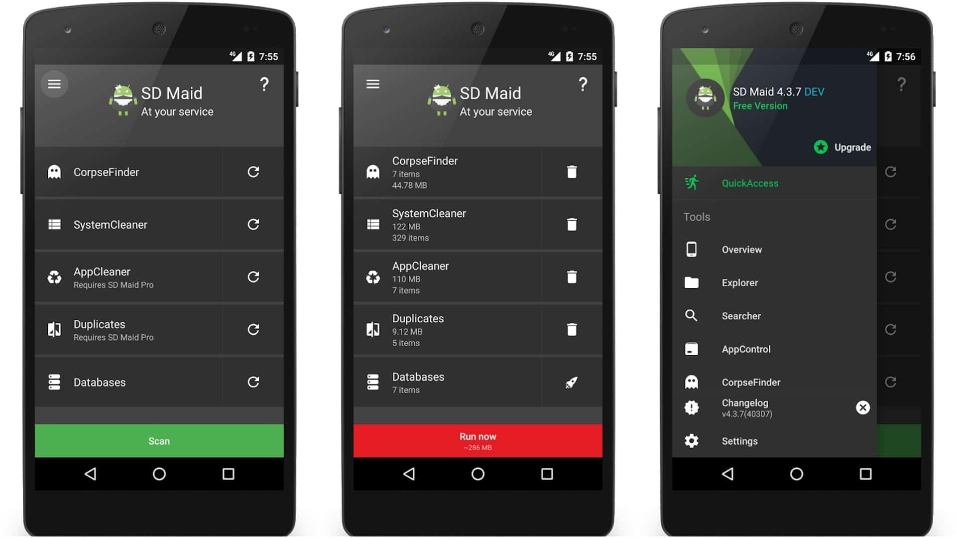 SD Maid app image May 2020