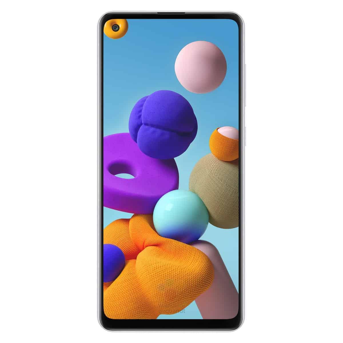 Samsung Galaxy A21s leak 2