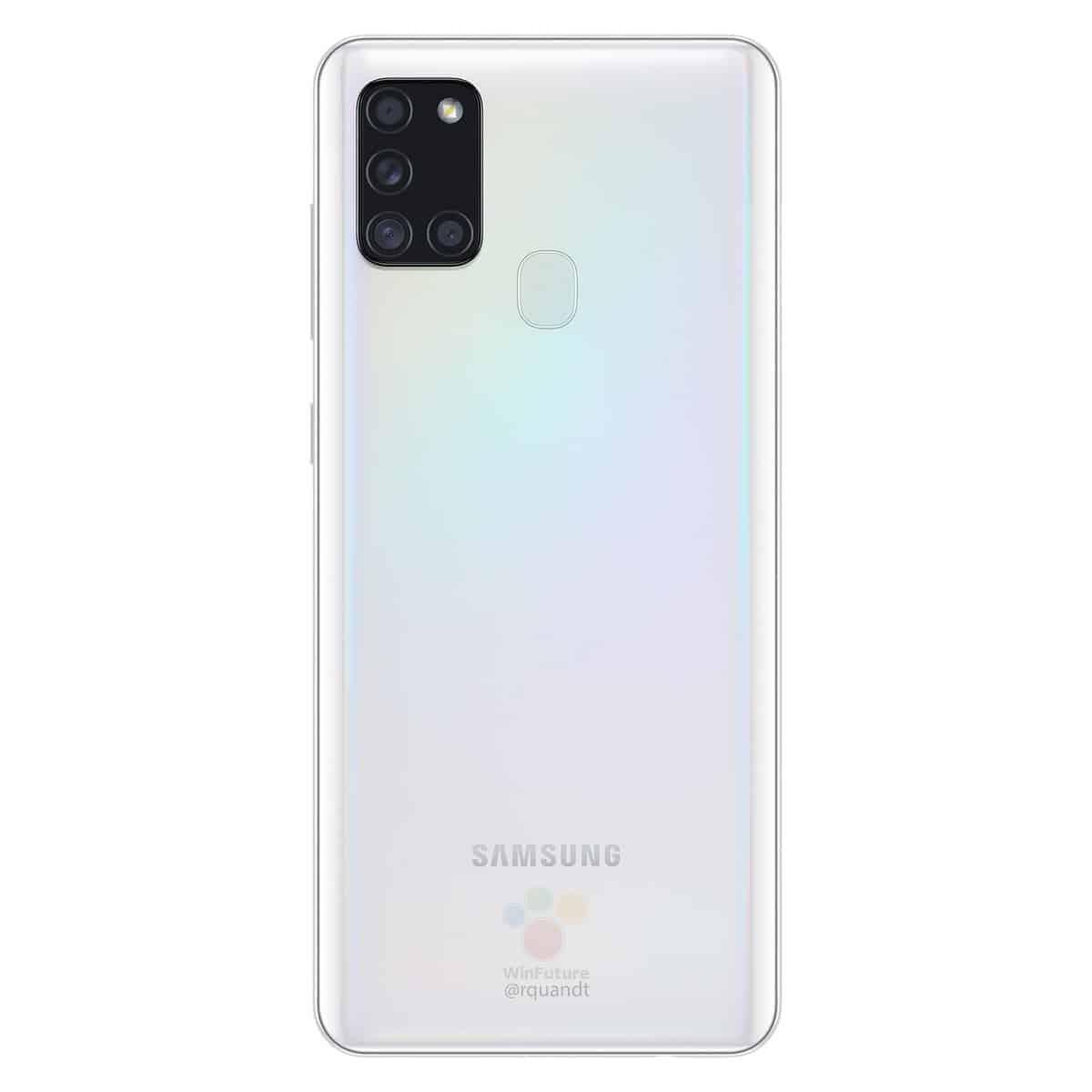 Samsung Galaxy A21s leak 3