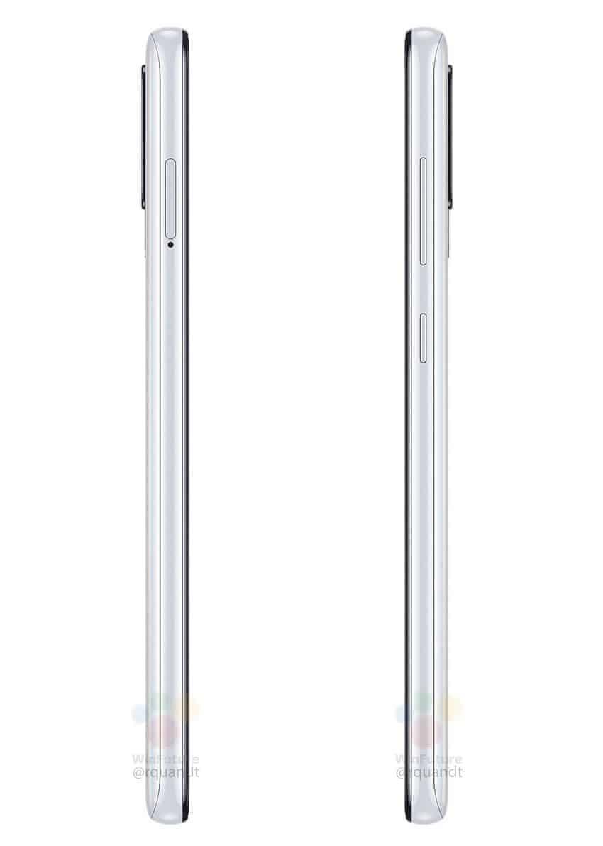 Samsung Galaxy A21s leak 4