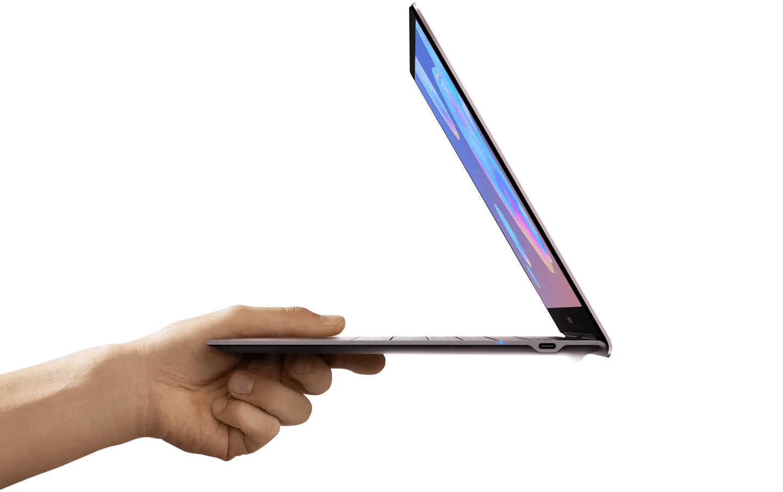 Samsung Galaxy Book S Side View
