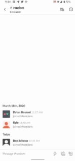 Slack UI update from 9to5Google 06