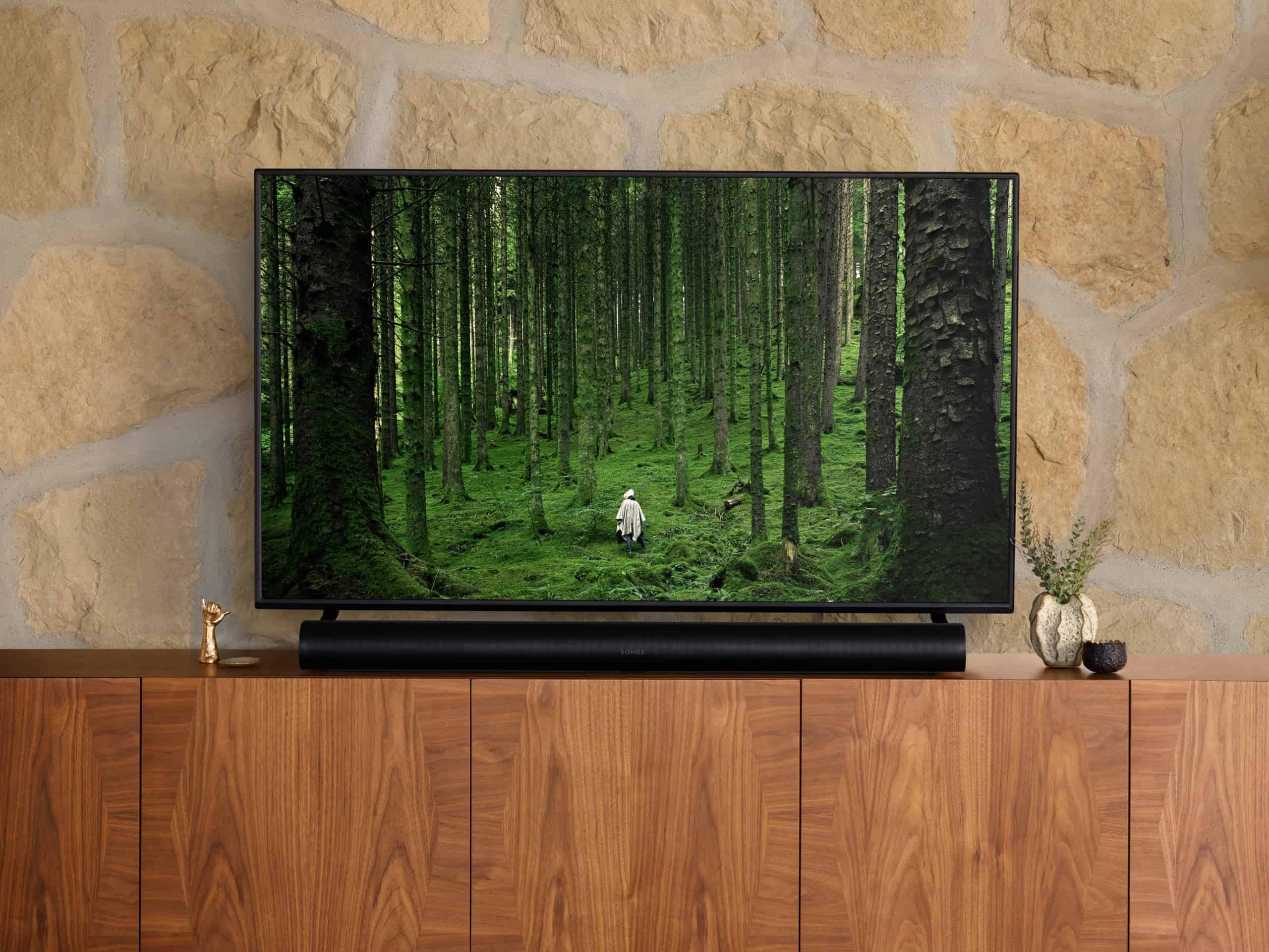 SonosArcWithStandingTV