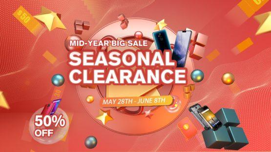 Ulefone discounts May 2020