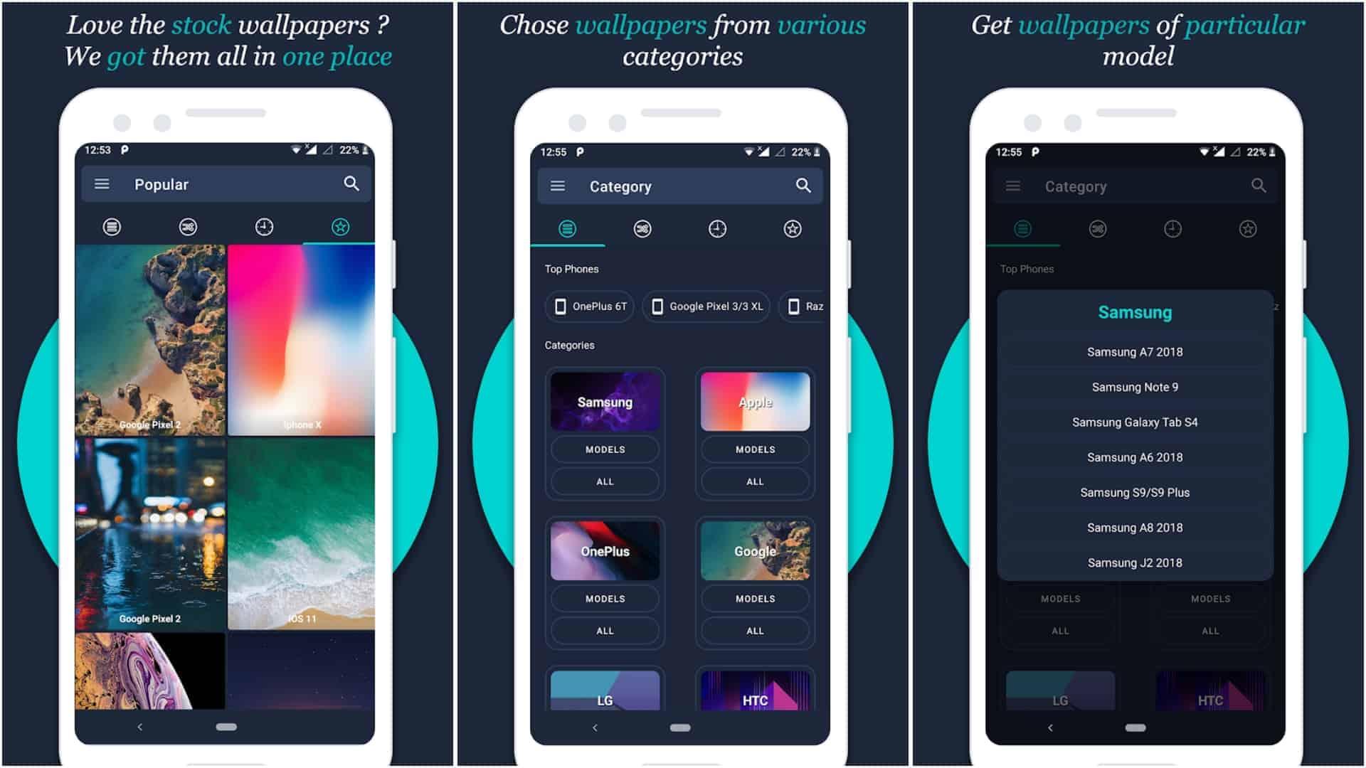WalP app image May 2020