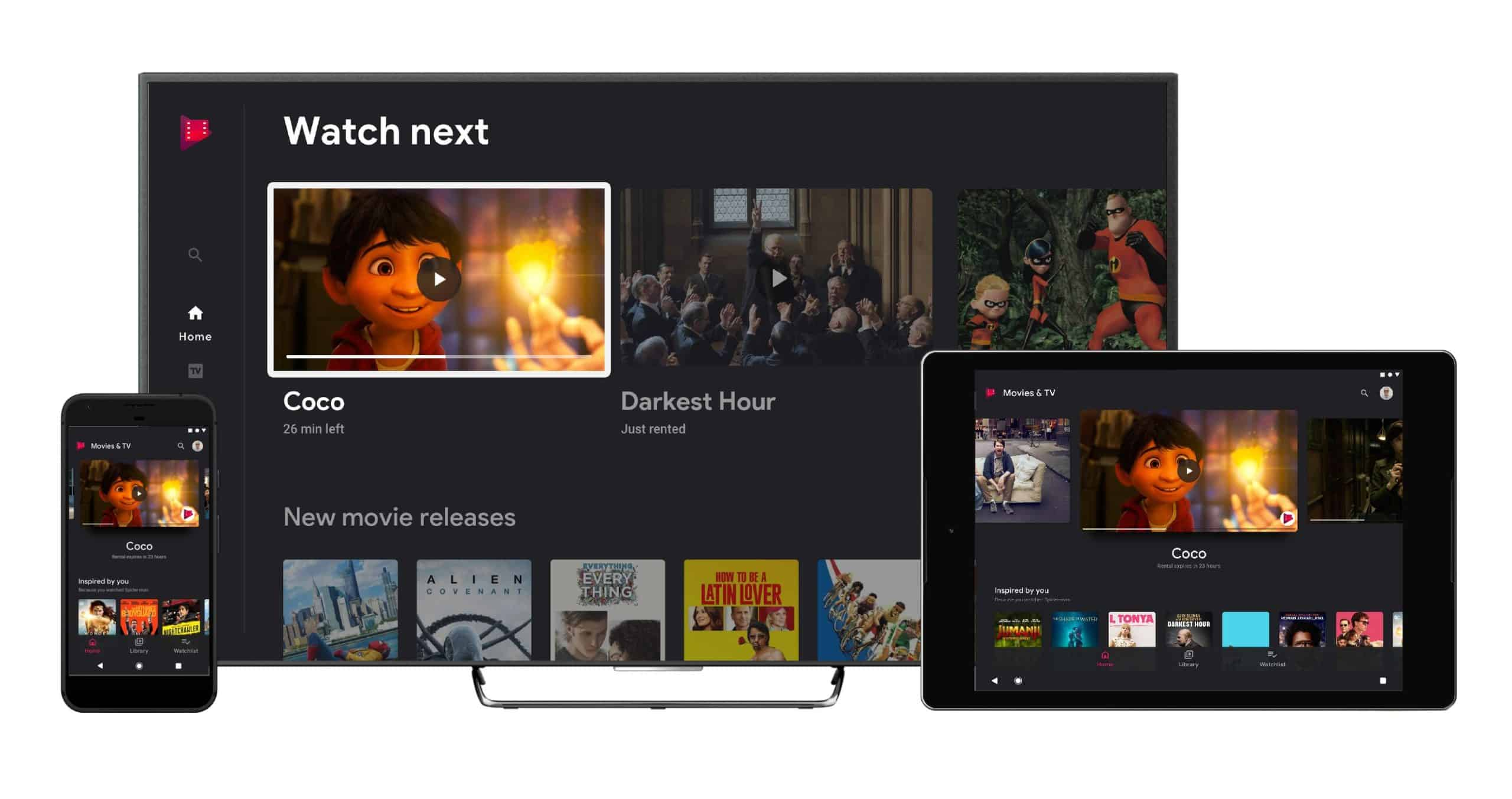 Google Play Movies & TV App On Android TV Might Be Getting A Good ...