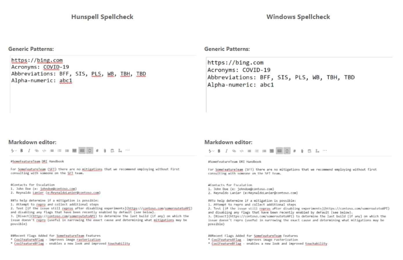 google chrome microsoft edge windows spellcheck 1