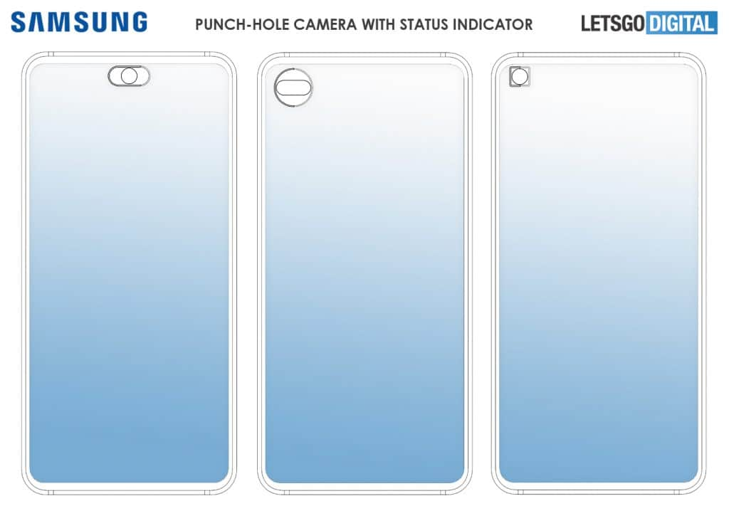 samsung puch hole animations 2