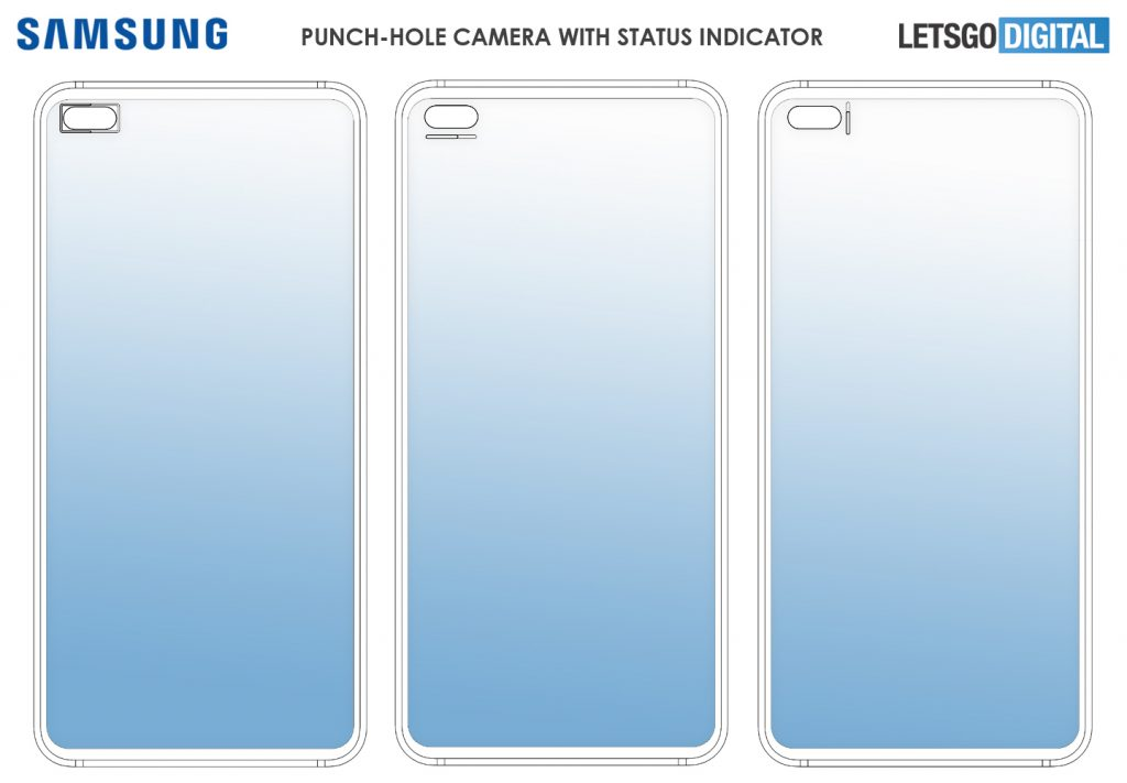 samsung puch hole animations