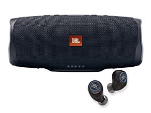 JBL Charge 4 Wireless Speaker + JBL Free X Wireless Earbuds Bundle - Woot