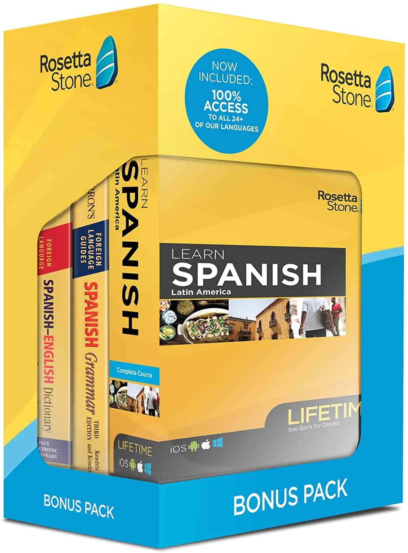 Save 50% On Rosetta Stone - Amazon