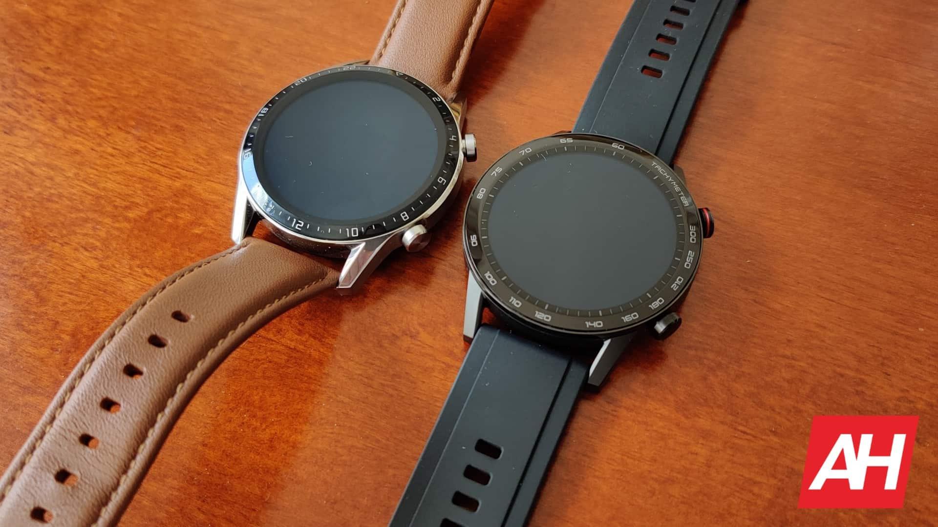 AH Huawei Watch GT 2 vs HONOR MagicWatch 2 image 1