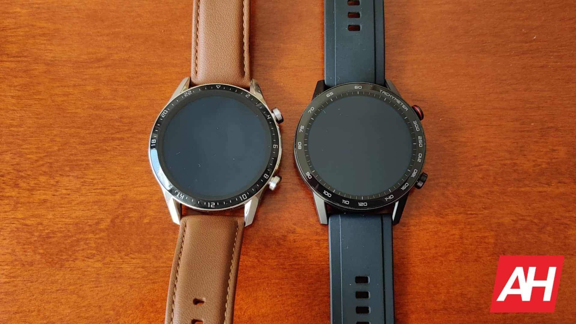 AH Huawei Watch GT 2 vs HONOR MagicWatch 2 image 2