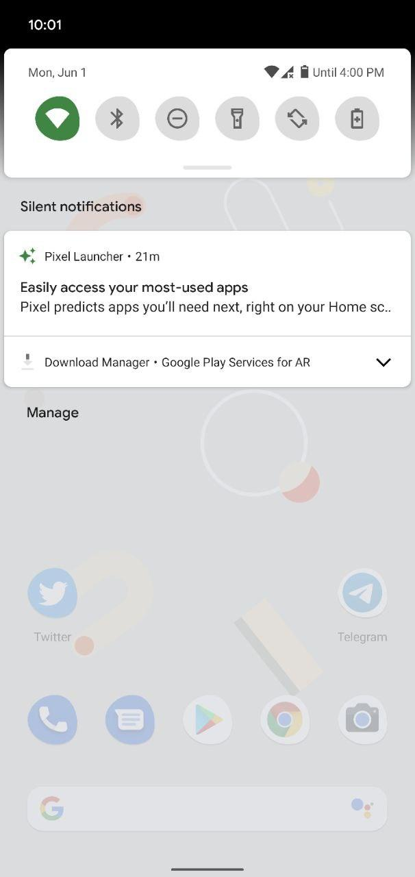 Android 11 Beta 1 App Suggestion Feature 4