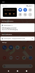 Android 11 Quick Settings Media Controls (2)