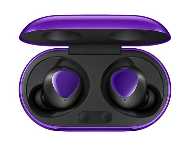 BTS Samsung Galaxy Buds render leak 8