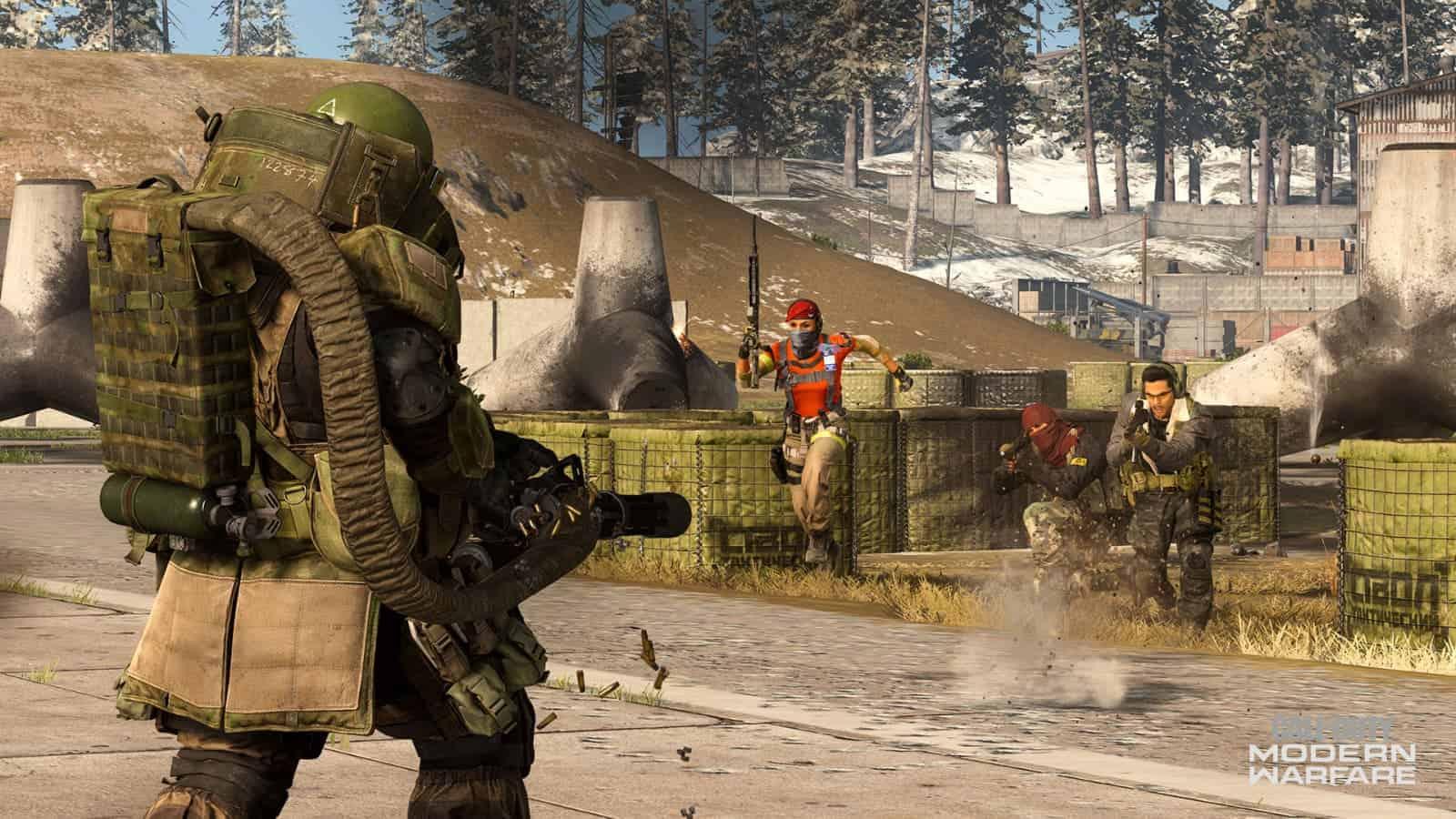 Call of Duty Warzone Juggernaut Royale