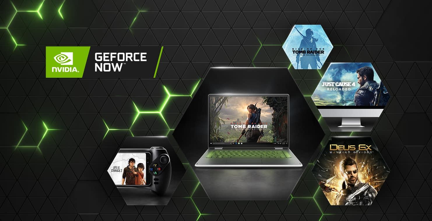 Deus Ex GeForce NOW