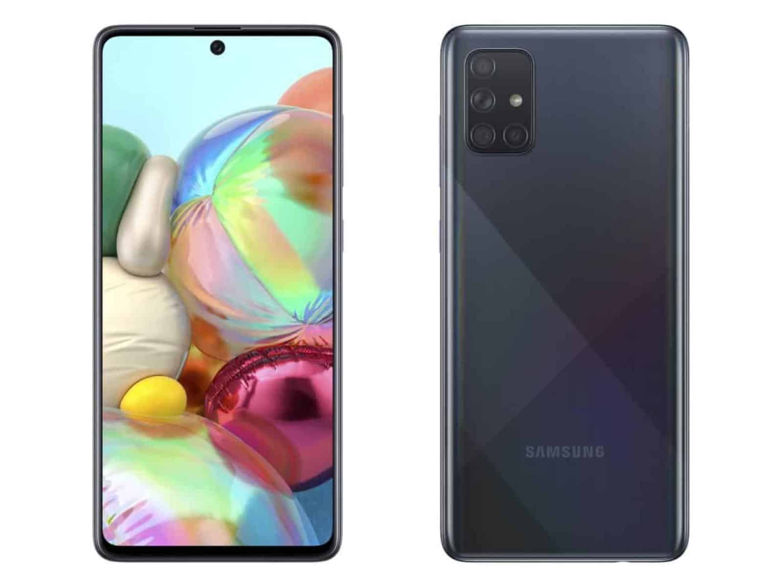 Exclusive Samsung Galaxy A71 5g Uw Pre Orders Open On Verizon