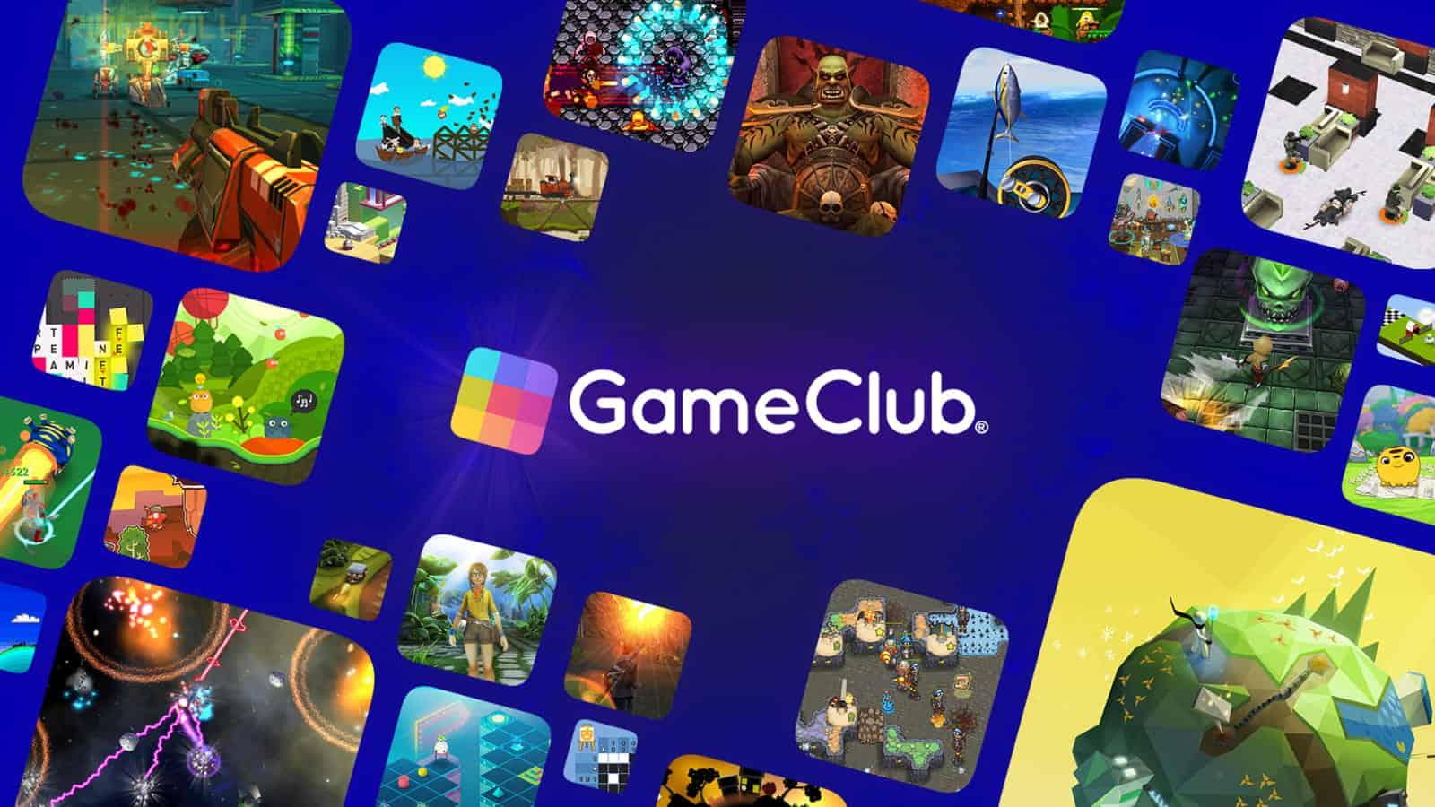 GameClub Service for Android