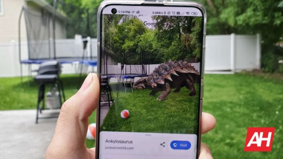 Google Search Jurassic World 3D AR Dinosaurs AH 2020