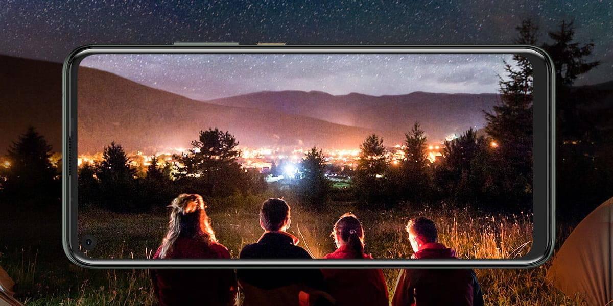 HTC U20 5G Display