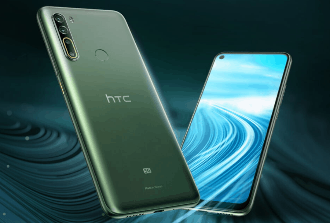 HTC U20 5G Featured Image AH
