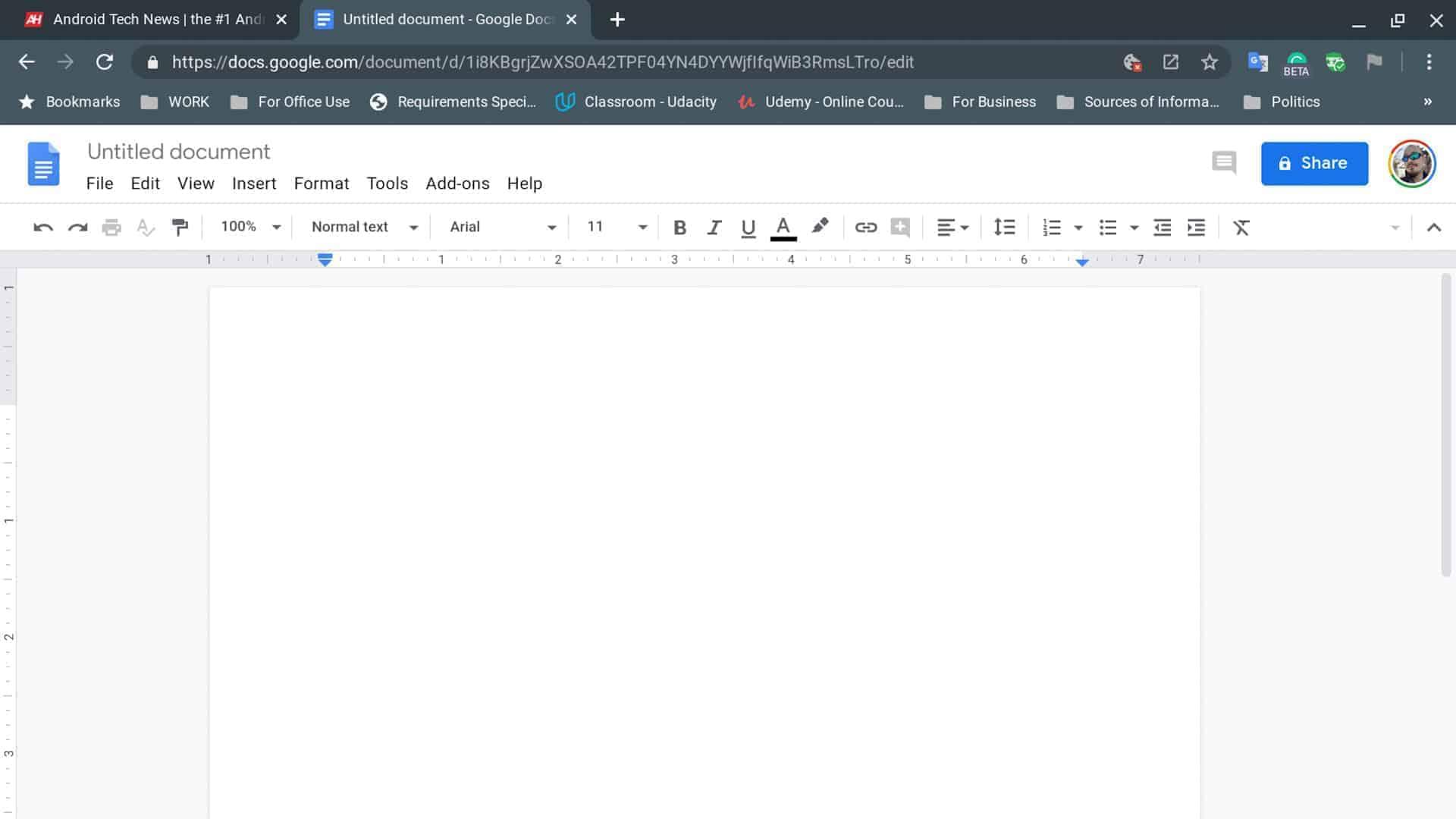 Chrome new file shortcuts 04