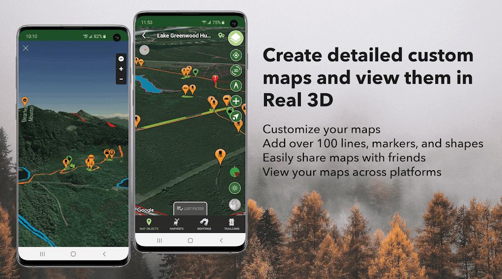 Huntstand app image June 2020