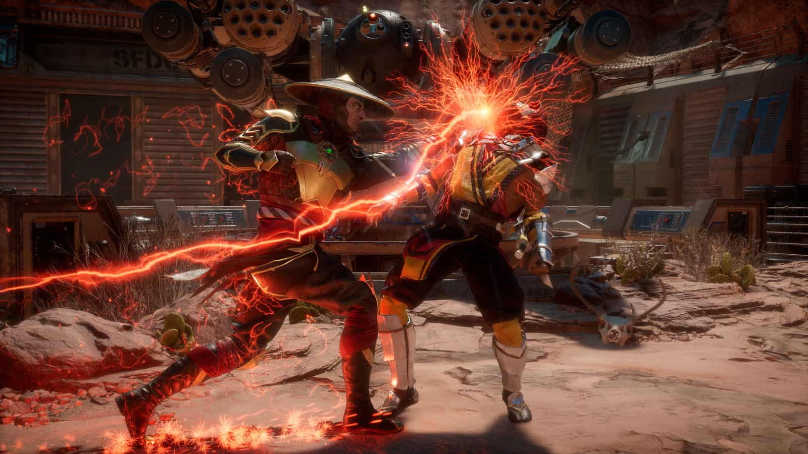 Mortal Kombat 11 Has A Super Secret Fight That Can Be Triggered