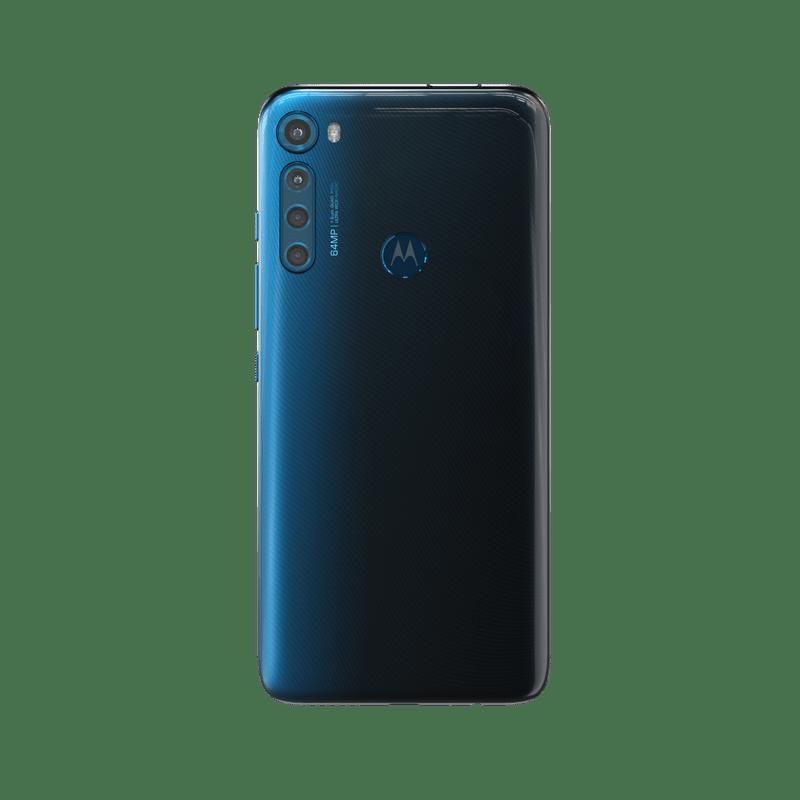 Motorola One Fusion Plus Back