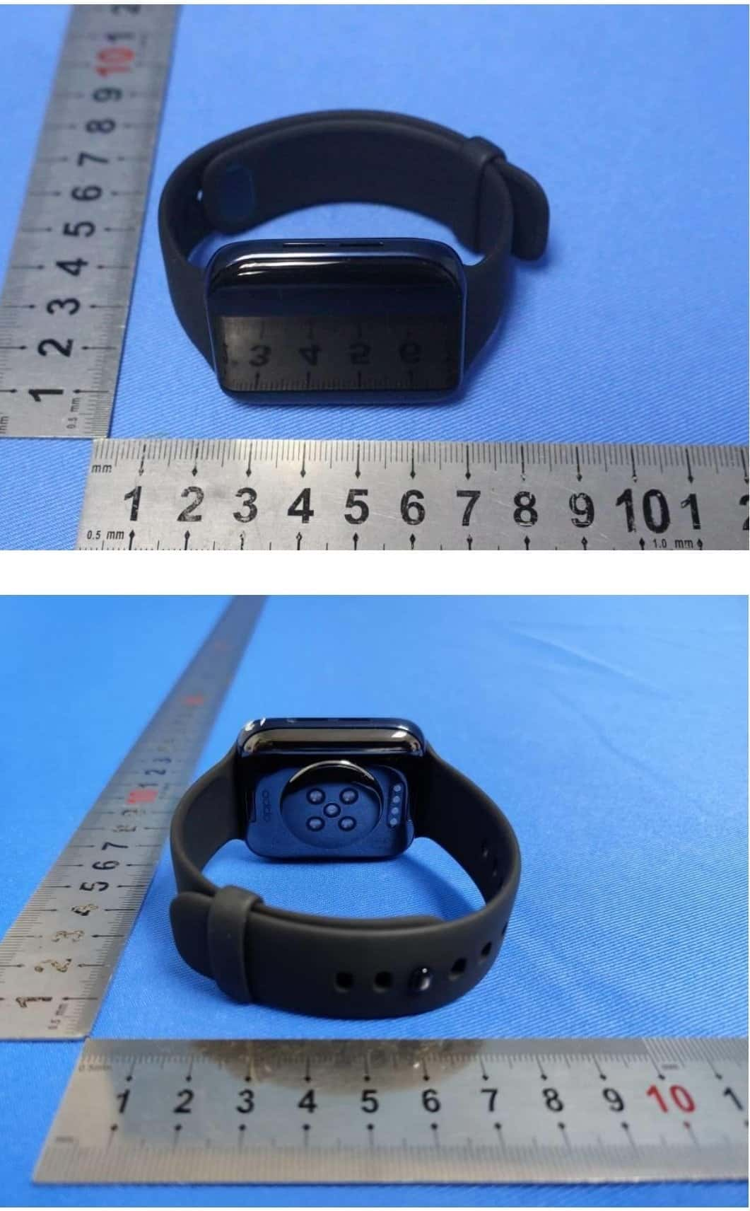 OPPO Watch FCC 2