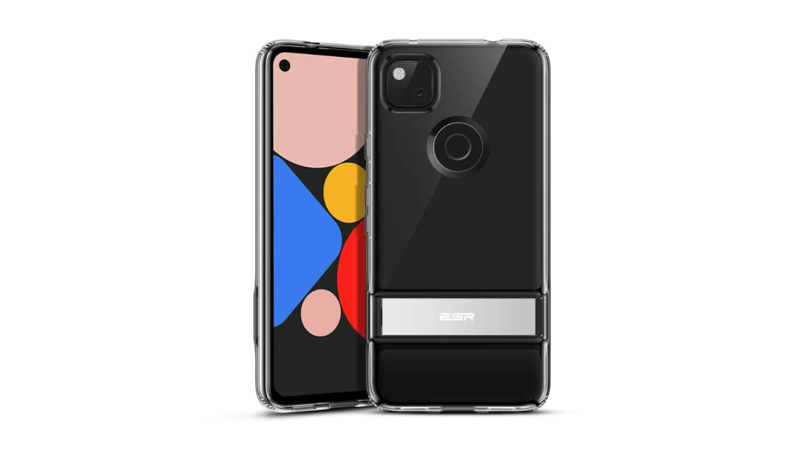 Pixel 4a Design ESR Cases 2