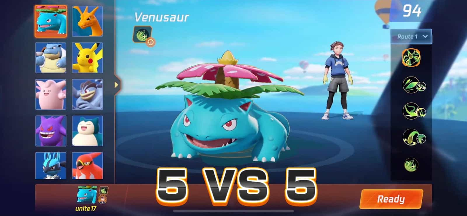 Pokémon UNITE Screenshots 10