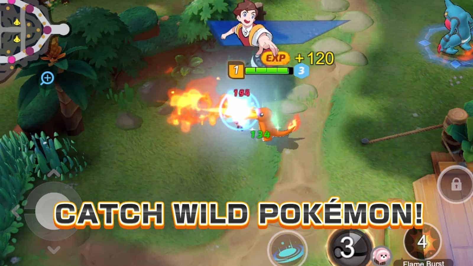 Pokémon UNITE Screenshots 3