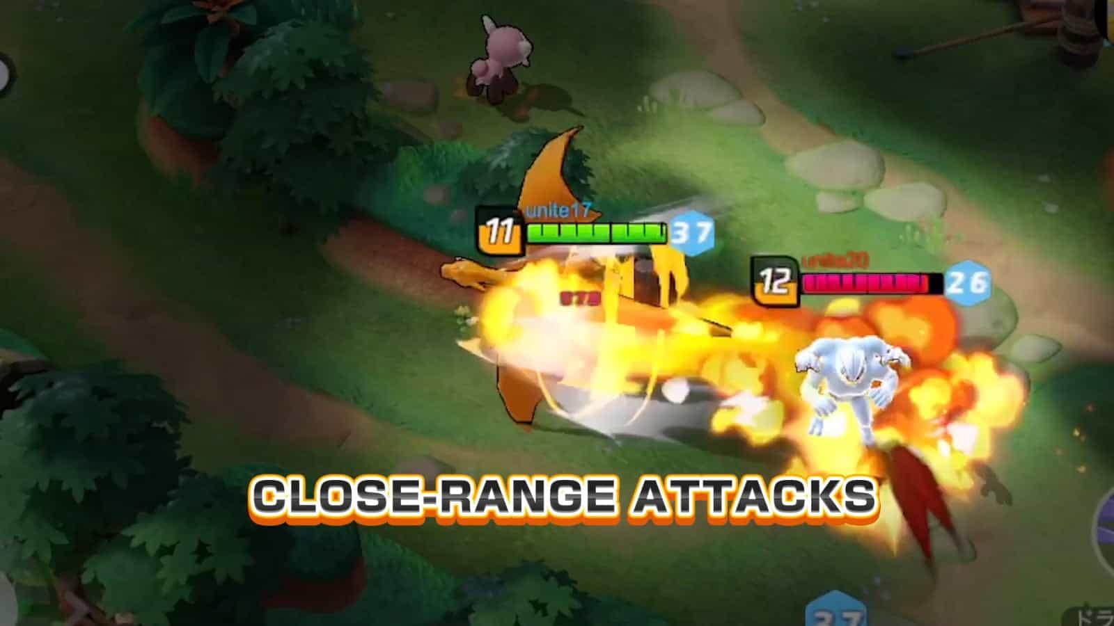 Pokémon UNITE Screenshots 8