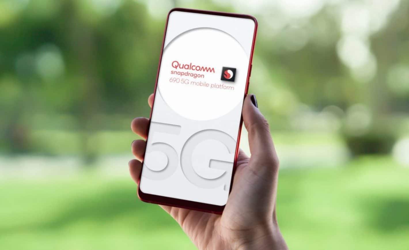 Qualcomm Snapdragon 690 chipset to bring 5G to mid-range smartphones