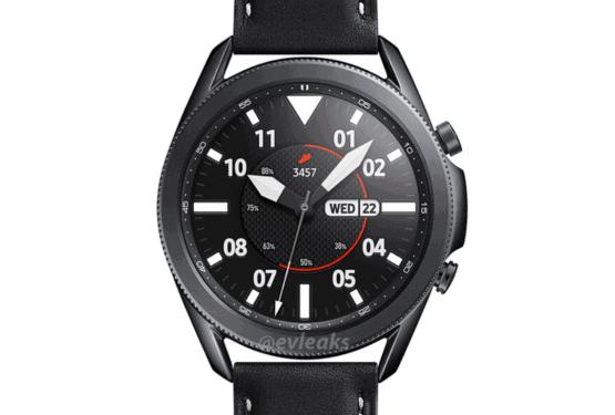 Samsung Galaxy Watch 3 Featured Image AH
