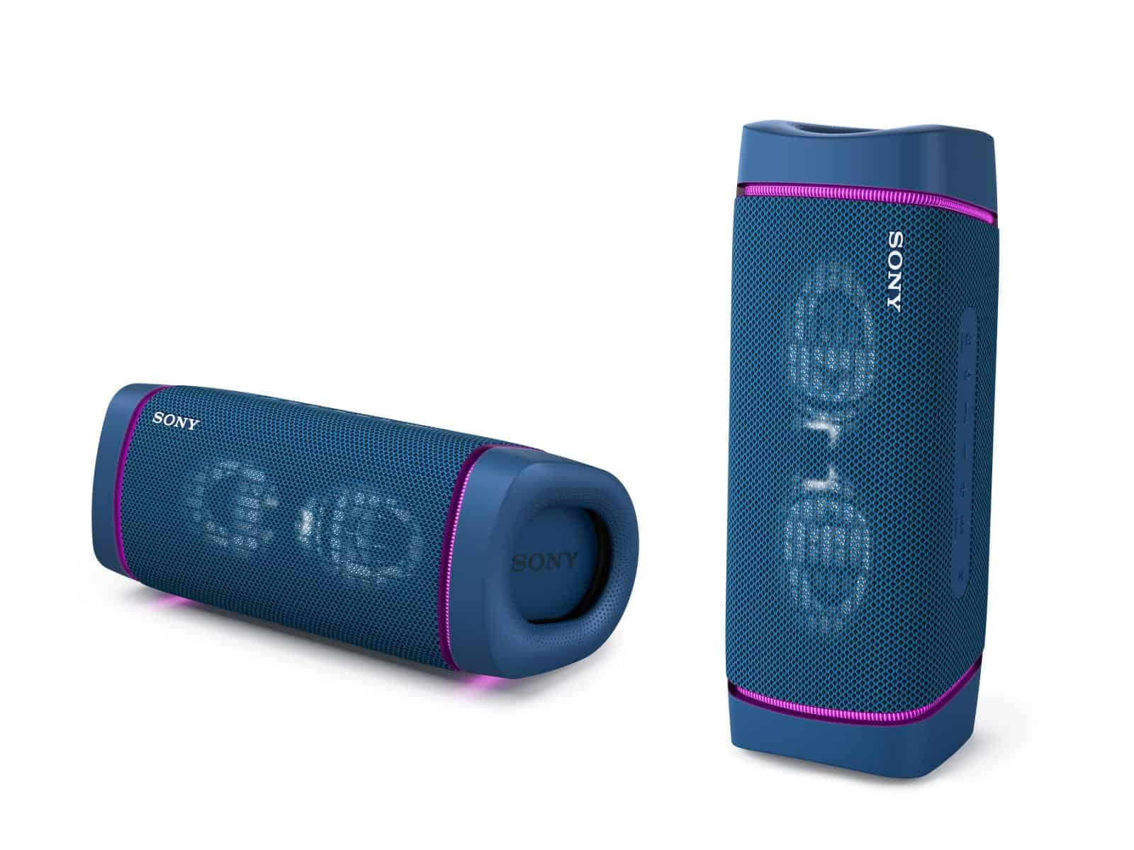 Sony SRS XB33 Wireless Speakers 2