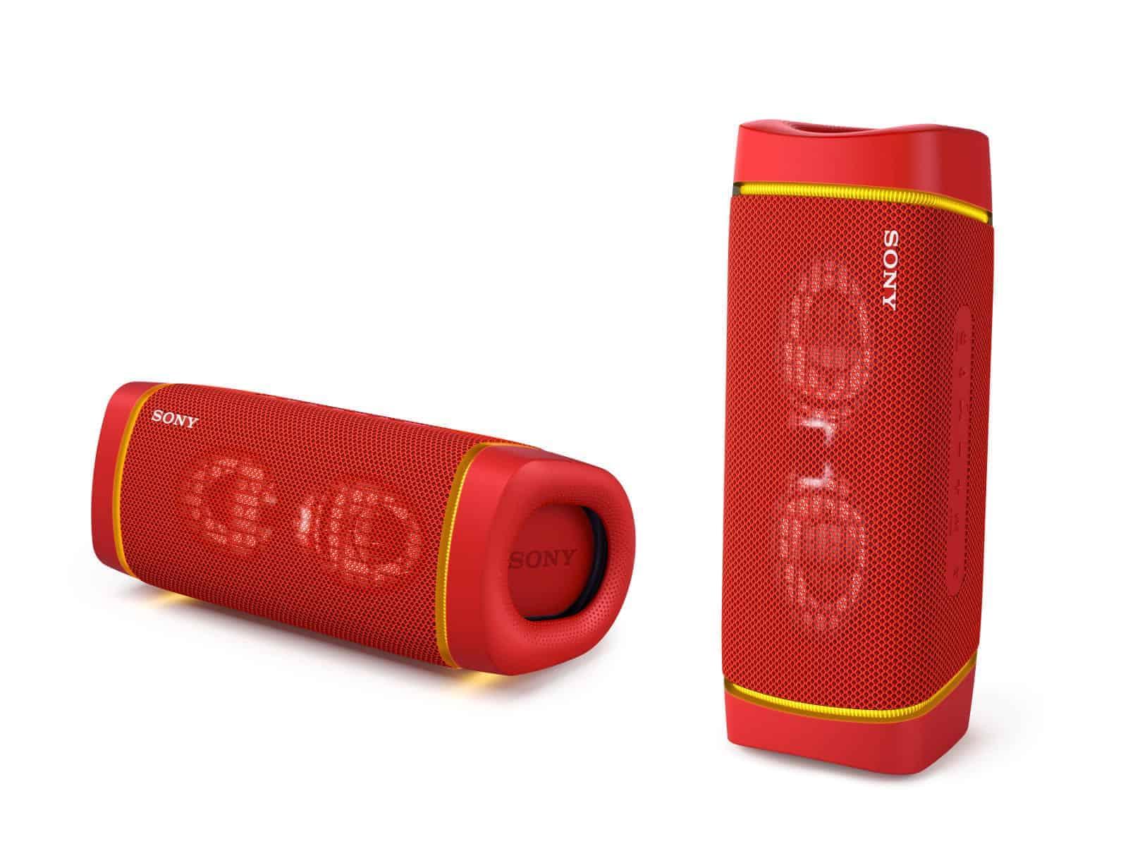 Sony SRS XB33 Wireless Speakers 3