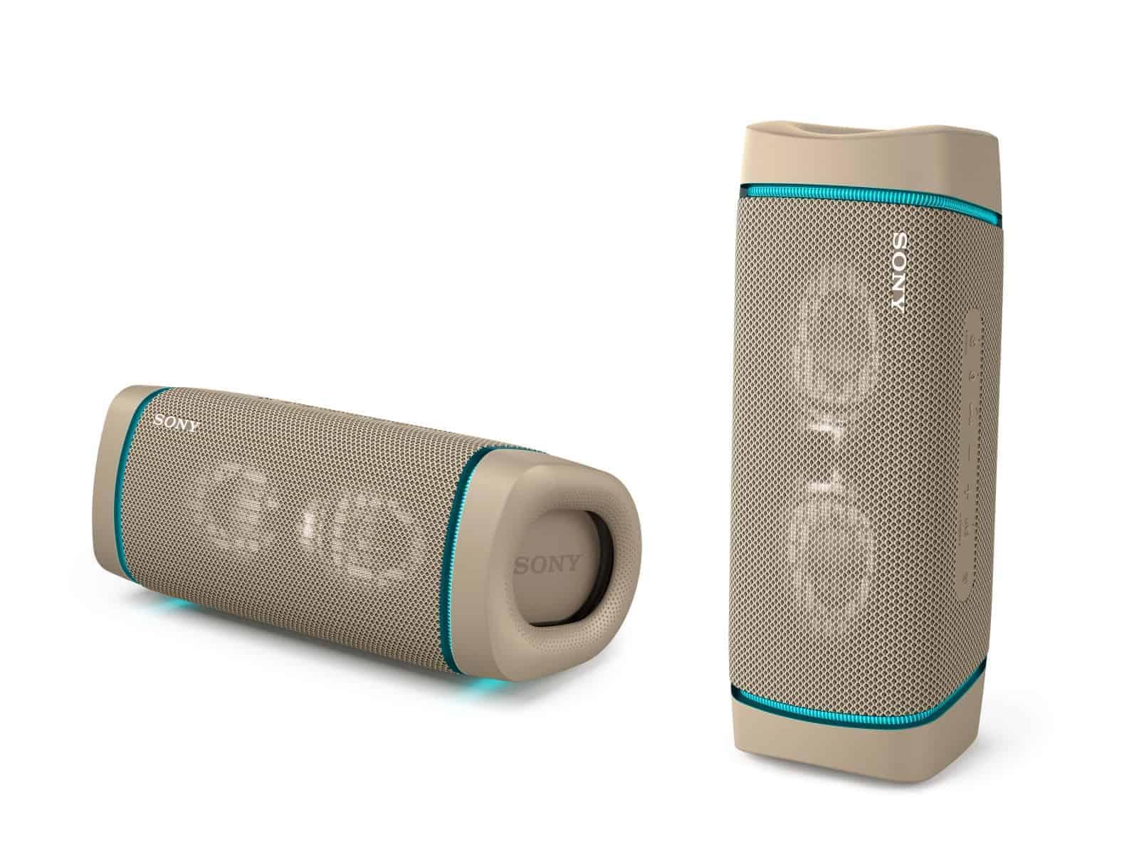 Sony SRS XB33 Wireless Speakers 4