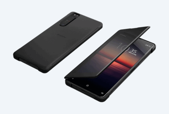 Sony Xperia 1 II Style Cover View Case Featured Image AH