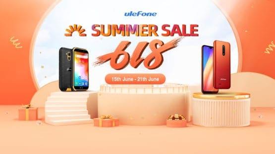Ulefone 618 sale