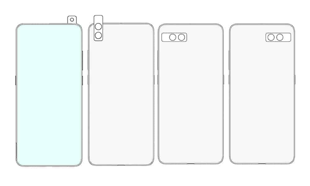 Xiaomi rotating camera patent 1