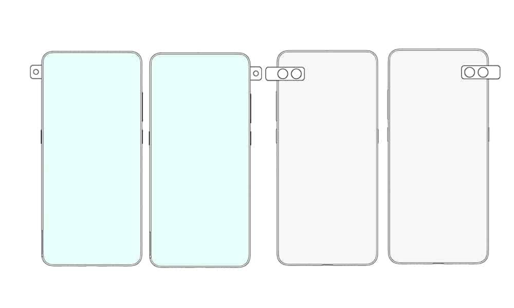 Xiaomi rotating camera patent 2