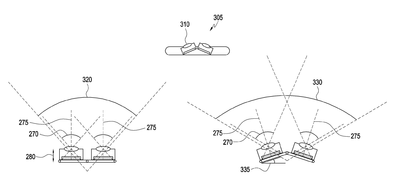 samsung six cameras patent