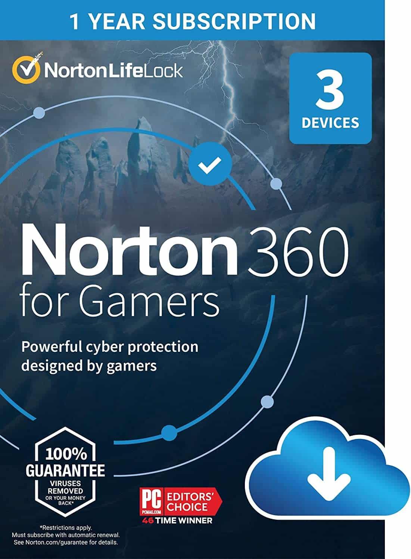 Norton 360 for Gamers - Amazon