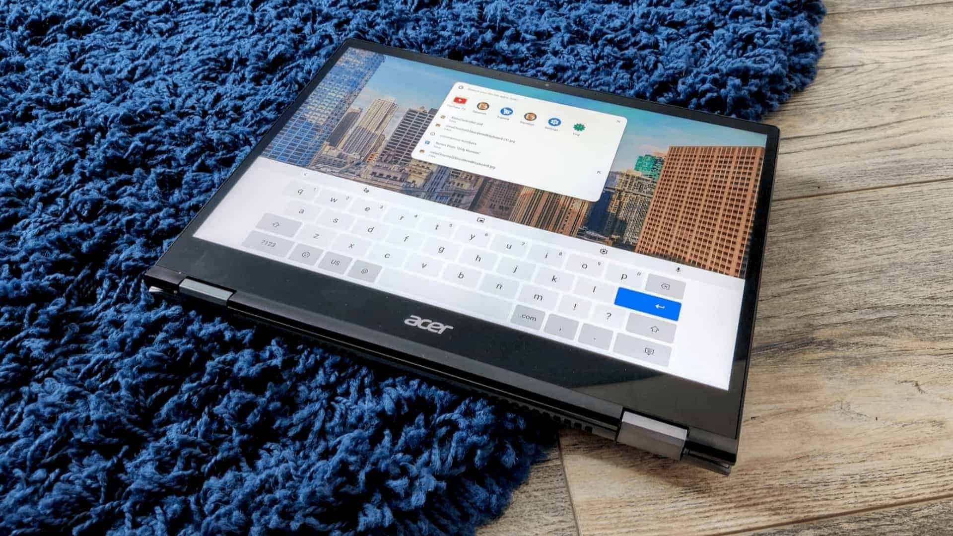 Chrome OS 85 virtual keyboard update bordered keys from Chrome Unboxed
