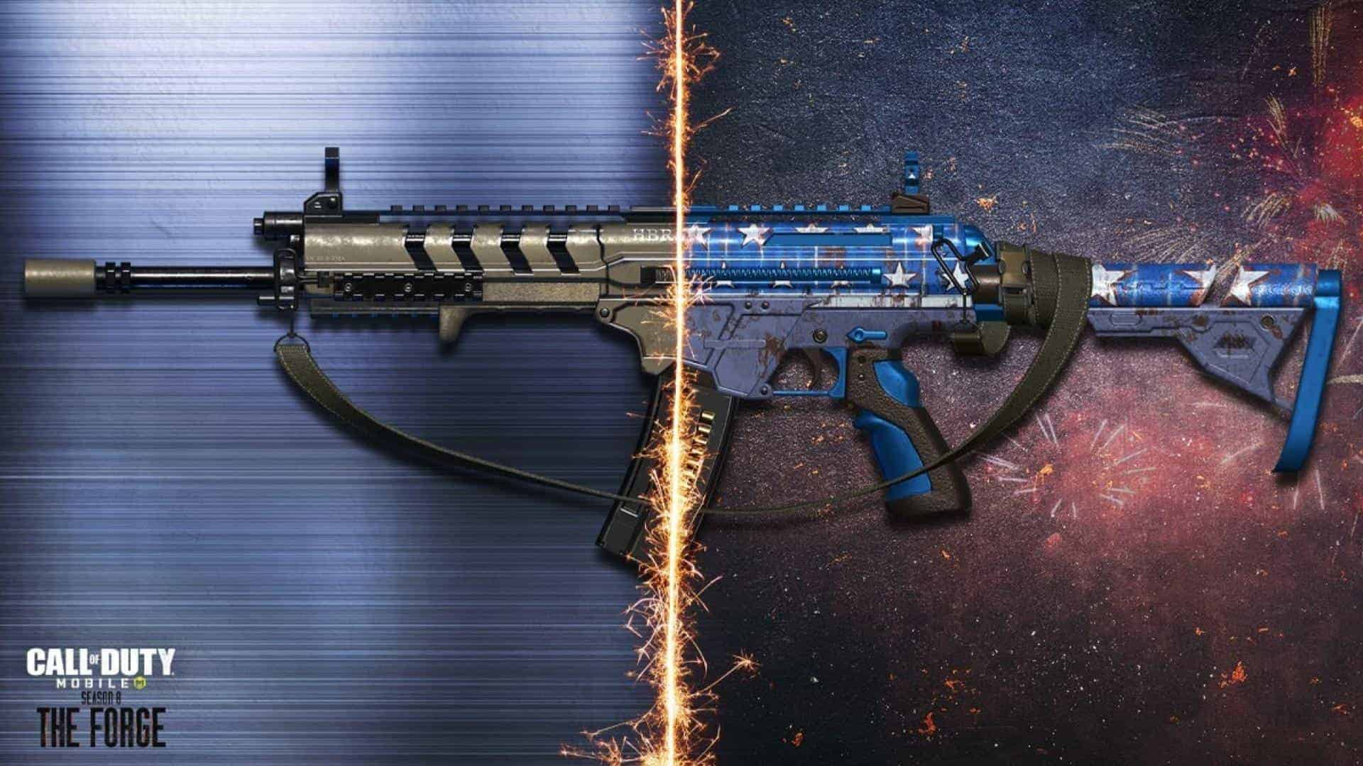 CoD Mobile Season 8 new weapons 02