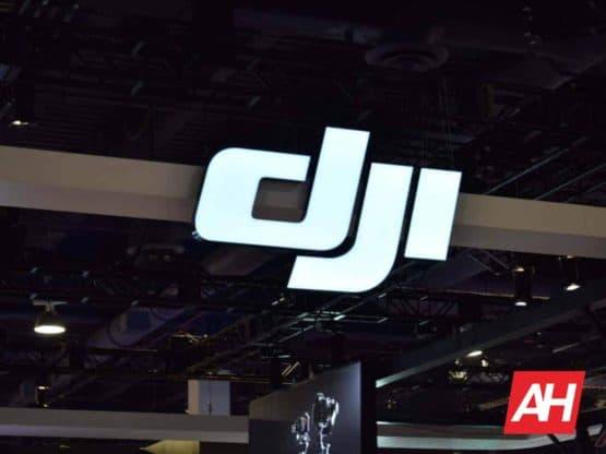DJI logo 2018 AM AH 1 2020